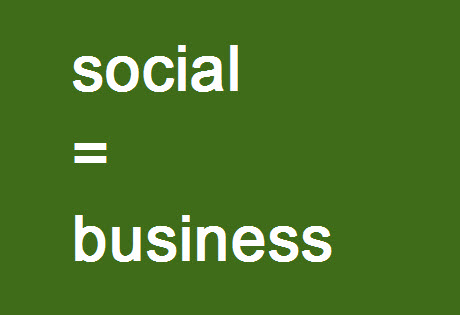When Social means Business … Learning Cafe