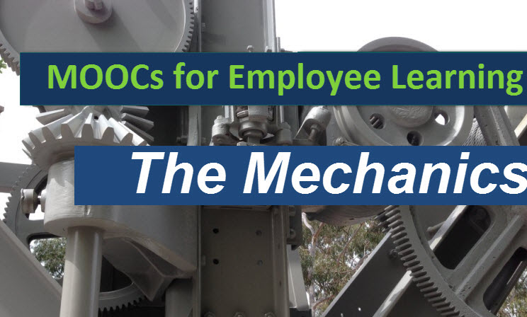 MOOCS for Workplace Learning - Learning Cafe