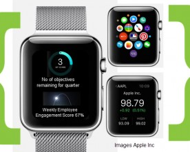 Apple Watch – Possibilities for Performance Support & Learning