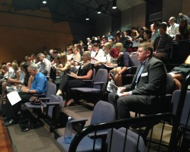 Scenes from a Day of Discussion and Debate – Sydney UnConference 2015