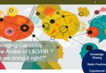 Managing Capability - New Avatar of L&DHR ?